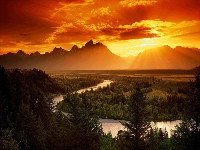 The Awe Inspiring Splendor
