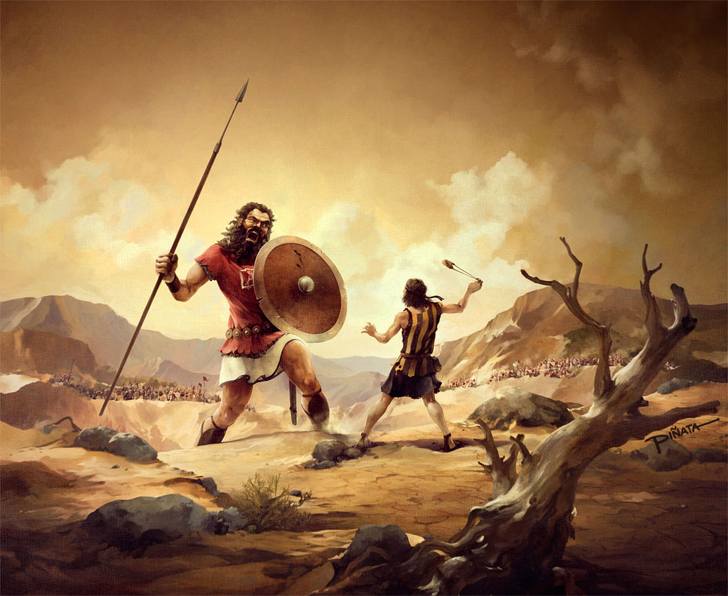 David and Goliath: Bible Story Summary