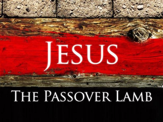 JesusThePassoverLamb